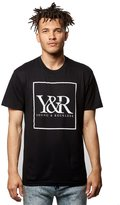 Young & Reckless Young and Reckless - Core Box Logo Tee- - Tees - Graphic Tee