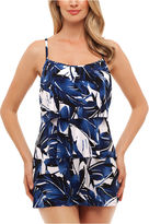 ST. JOHN'S BAY St. John's Bay Viva Antigua Triple Tier Swimdress