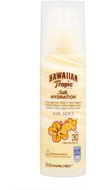 Hawaiian Tropic Silk Hydration Air Soft Ultra-Light Sun Lotion SPF30 150ml