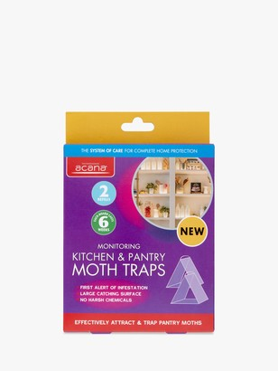 Moth Acana Cupboard Trap, Pack of 2