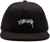 Stussy Smooth Stock Enzyme Snapback