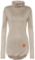Loewe Silk-blend top