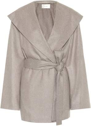 The Row Reyna cashmere jacket