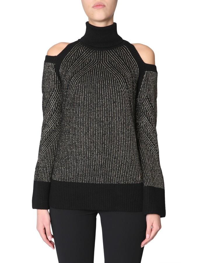 Versace Turtleneck Sweater