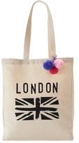 "Tricoastal Design Tri-Coastal Design ""London"" Canvas Tote"