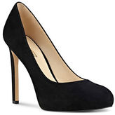 Nine West Tyler Suede Stiletto Heels