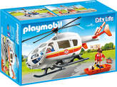 Playmobil City Life Children's Hospital Emergency Medical Helicopter