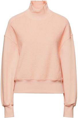 Twenty Montreal Paneled French Cotton-blend Terry Sweatshirt