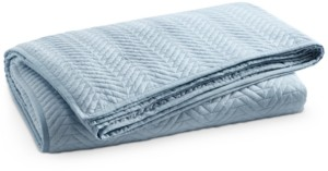 Lucky Brand Baja Cotton Full/Queen Quilted Coverlet, Created for Macy's Bedding