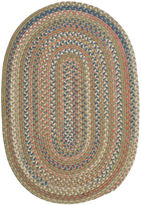 Colonial Mills Ashburn Reversible Braided Oval Rug