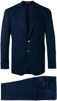 Isaia formal suit - men - Spandex/Elastane/Cupro/Wool - 48