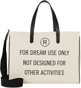 Golden Goose East-West California Canvas Tote