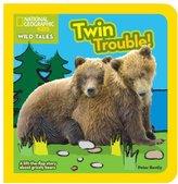 Wild Tales: Twin Trouble (Board Book)