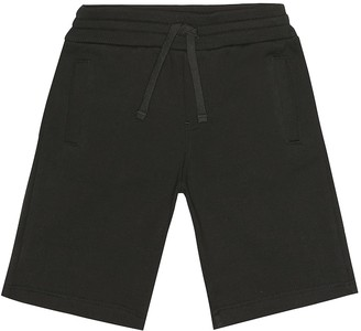 Dolce & Gabbana Kids Cotton-jersey shorts