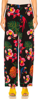 Valentino Tropical Dream Pants