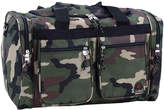 Rockland 19 Freestyle Carry-On Camo Duffle Bag