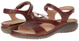 Naot Footwear Etera (Luggage Brown Leather) Women's Shoes
