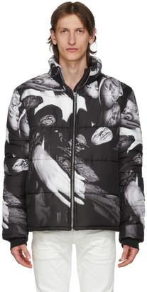 424 Black Wu-Tang Puffer Jacket