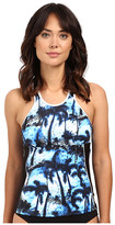 Nautica Palm to Perfection Soft Cup Tankini NA33246