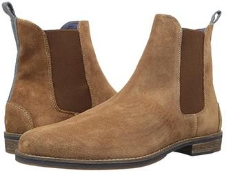 PARC City Boot Chelsey (Tan Suede) Men's Shoes