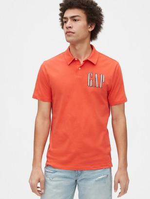 Gap Logo Polo Shirt Shirt