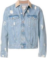 Zadig & Voltaire Base Destroy denim jacket