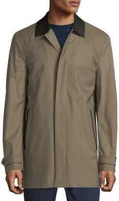 Loro Piana Concealed Button-Through Jacket