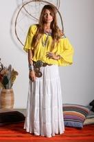 Jens Pirate Booty Rambla Skirt in White