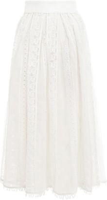 Zimmermann Super Eight Butterfly Skirt