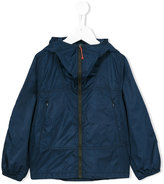 Bellerose Kids - hooded jacket - kids - Cotton/Nylon - 2 yrs