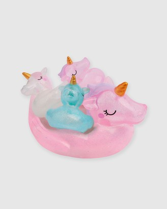 Sunnylife Girl's Pink Bath Toys - Family Bath Toys - Size One Size at The Iconic