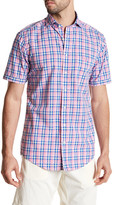Gant Plaid Short Sleeve Regular Fit Shirt