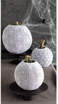 Martha Stewart M4820410 White Pumpkin Sleeves 3/pkg-spooky Night