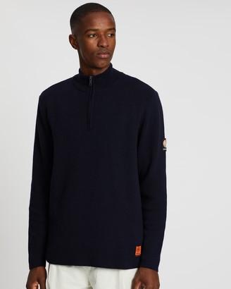 Christopher Raeburn Zip-Through Milano Sweater