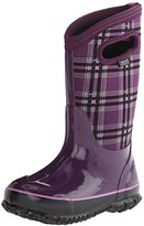 Bogs Classic Winter Plaid Waterproof Insulated Rain Boot (Infant/Toddler/Little Kid/Big Kid)
