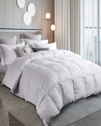 Martha Stewart Luxury All Season White Down Comforter