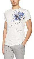 Desigual Men's TS_MISSISSIPPI T-Shirt,Large