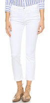 J Brand 8314 Selena Mid Rise Crop Jeans