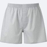 Uniqlo Men's Woven Printed Trunks
