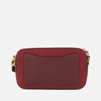 Marc Jacobs Women's Snapshot Cross Body Bag - New Cranberry Multi
