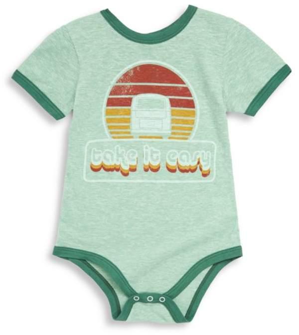 Rowdy Sprout Baby Boy's Take It Easy Bodysuit