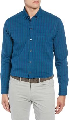 Cutter & Buck Logan Regular Fit Non-Iron Sport Shirt