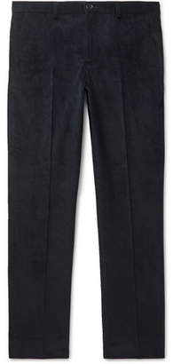 Paul Smith Slim-Fit Cotton-Blend Corduroy Trousers