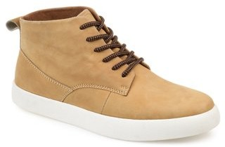 Tuck & Von Mens Genuine Leather Chukka Ankle Boot
