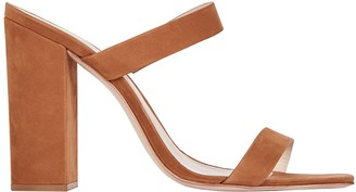Schutz Maribel Suede Sandals