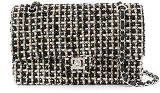 Chanel Pre Owned 2002 Double Flap shoulder bag