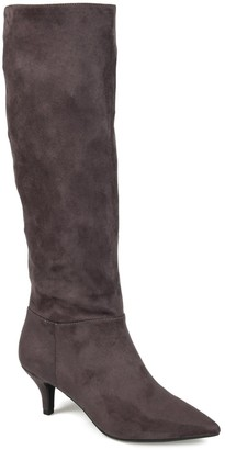 Journee Collection Vellia Women's Knee High Boots