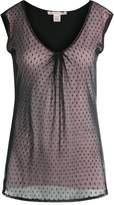 Anna Field Vest black/pale mauve