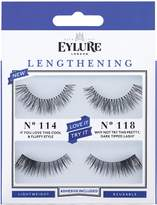 Eylure Strip Lashes Love it? Try It! Lengthening Number 118/114 - Pack of 2