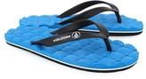 Volcom Recliner Rubber Flip Flops